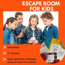 Download room escape for kids and enjoy it on your iphone, ipad, and ipod touch. Escape Room For Kids At Home They Will Never Forget This