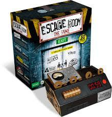 'years later, our daughters' friends and even their parents regularly tell us how great this birthday party was, because this is a game they will simply never forget'. Escape Room The Game Thrilling And Mysterious Board Game Are You Ready For The Challenge