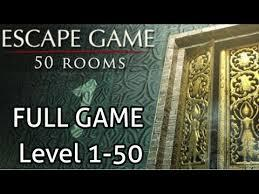 Play kids play room escape and other escape … Escape Game 50 Rooms 1 Full Game Level 1 50 Walkthrough Youtube