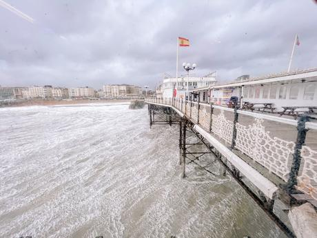 A Windy Trip To Brighton & Our Weekend Away After Lockdown Part 1