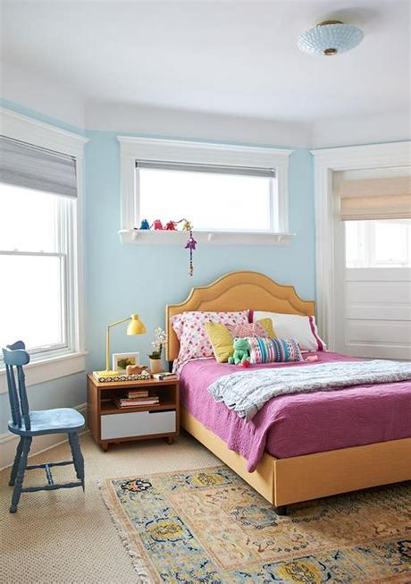 Incorporating a gallery wall into your room design is the easiest way to break up an all white scheme, creating a space with greater depth and interest. 6 Tips for Creating a Room Your Kids Will Grow Into and ...