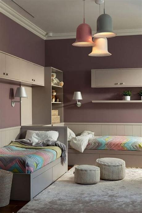Choose from our large selection of kids beds, nursery furniture, gliders, paint and accessories to complete your nursery or kids bedroom. Chic and Feminine: Luxurious Two Level Apartment in Kiev