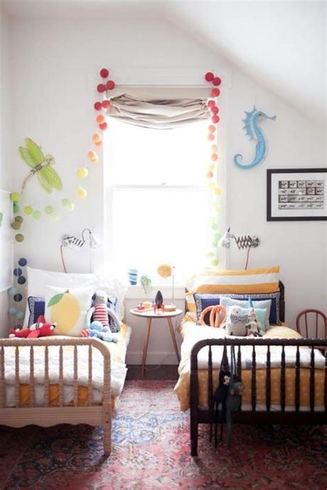 Toddler beds, twin beds, trundle beds and bunk beds comprise our range of modern kids beds, a stylish collection built with both safety and good looks in mind. Double Bed Kids Room Pictures, Photos, and Images for ...