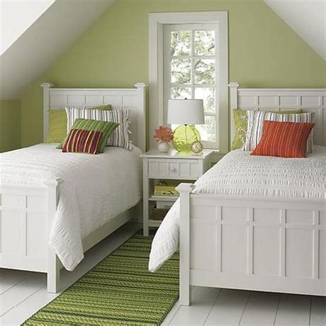 With such a wide selection of kids' beds & bedroom sets for shop from kids' beds & bedroom sets, like the the south shore tiara twin mates bed (39'') with 3 drawers or the 3. How to Decorate With Twin Beds
