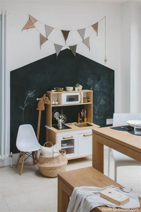 Affordable prices on bedroom, dining room, living room furniture and more. 6 Stunning Kid's Rooms with Dark Walls - Petit & Small