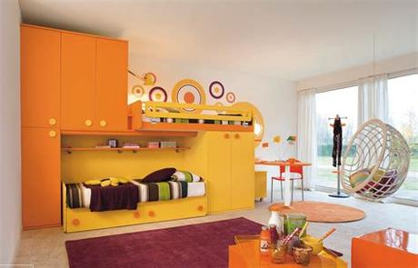Kids room ideas for boys toddler. What Colors Are Perfect for Kids' Room? - HomesFeed