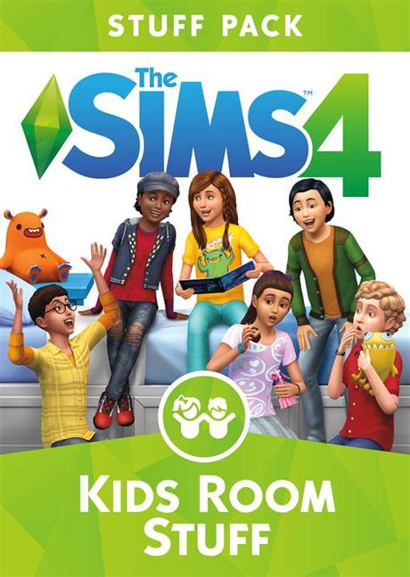 2440 adie road, maryland heights, mo. The Sims 4 Kids Room Stuff: Official Render, Box Art, Icon ...