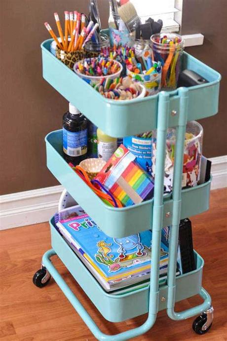 This adamstown kids twin over twin standard bed offers you exceptional versatility, with its ability to be configured into 2 individual twin size beds. 28 Genius Ideas and Hacks to Organize Your Childs Room ...