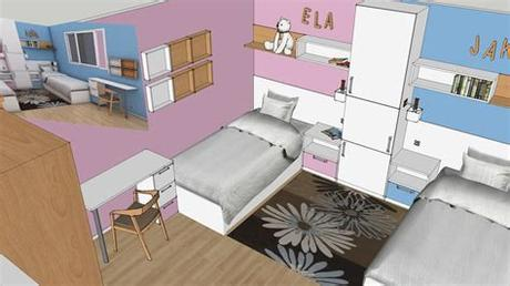 Large variety of styles, colors, sizes, & decor to choose from. kids room | 3D Warehouse