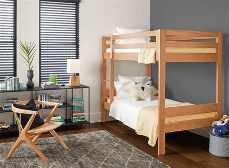 We offer mid to high end nursery furniture, bedding, gifts and the safest car. Modern Kids Furniture - Kids - Room & Board