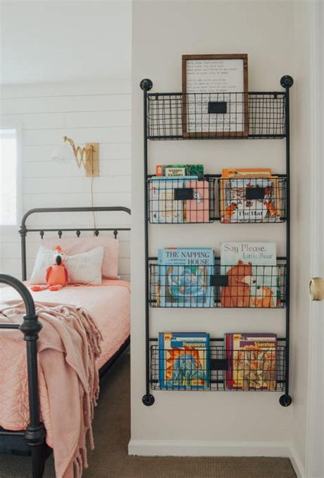 Shop for individual pieces including leather furniture, tables, chairs, beds, mattresses, etc. DIY Kids' Book Storage Ideas - Mine for the Making