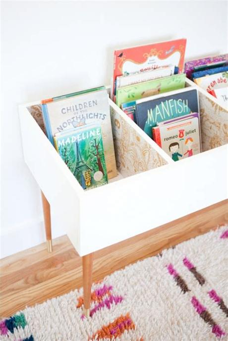 This location offers furniture delivery. 15 Creative DIY Organizing Ideas For Your Kids' Room