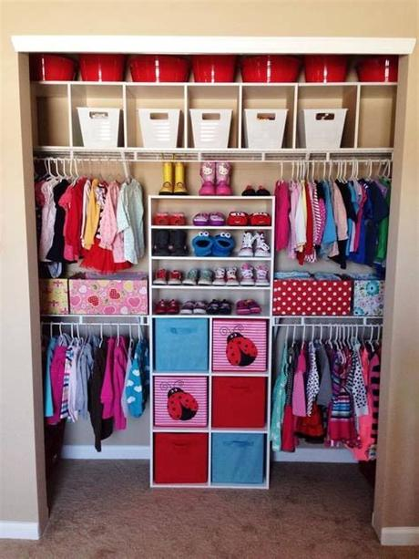 Welcome to the room store kids guide! Perfect closet for two small children | cute kid things in ...