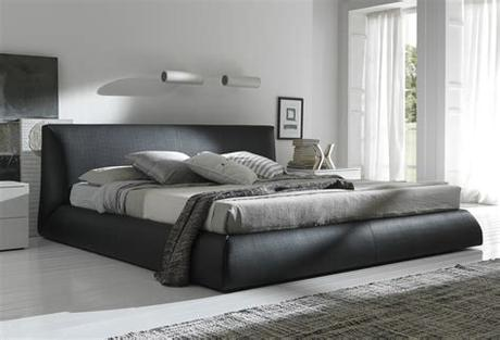 The height of the bed depends on what size mattress is chosen — from a standard mattress, ranging from 7 to 14 inches, all the way. Concorde 4-pc. queen platform bedroom set - dark chocolate ...