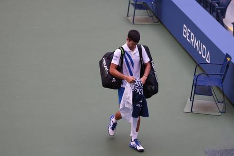 sad tennis player