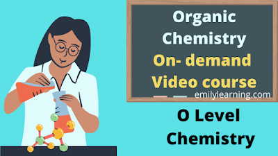 Learn O Level Chemistry On- Demand