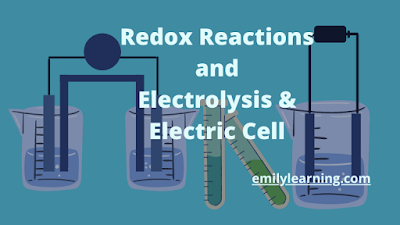 on- demand O Level Chemistry course on redox reaction and electrochemistry (electrolysis and electric cell)