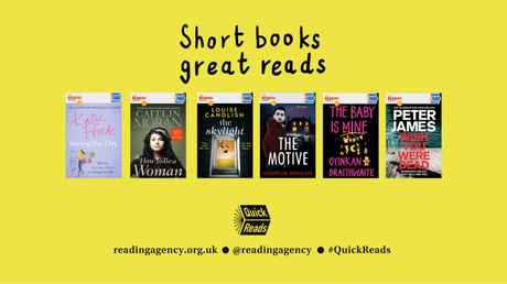 Celebrating the 15th Anniversary of #Quick Reads