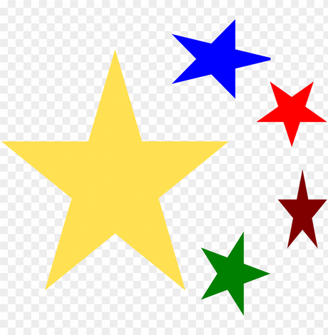 Free Yellow Star Clipart Download Free Clip Art Free Christmas Star Clip Art Png Image With Transparent Background Toppng