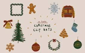 See more ideas about christmas art, christmas, christmas images. From Ornaments To Snowflakes Free Christmas Clip Art
