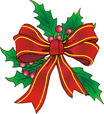Affordable and search from millions of royalty free images, photos and vectors. Christmas Bow Clip Art Christmas Artwork Christmas Clipart Free Christmas Graphics