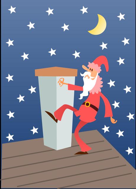 Santa Claus Clipart Free Christmas Graphics
