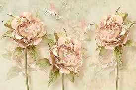See more ideas about flowers, beautiful flowers, beautiful gif. Ophelia Co Auten 3d Flower Roses Wall Mural Wayfair