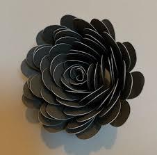 Add your art wallpaper collection with this picture. How To Make 3d Flowers From Paper And Cardstock Using Your Cricut