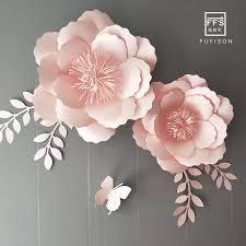 These beautiful pictures of pretty flowers are free stock photos and can be downloaded and commercially used because they. Set10 Ffs Paper Flower Wall Wedding 3d Flowers Room Decoration Party Backdrops Shopwindow First Birthday Girl Party Party Diy Decorations Aliexpress