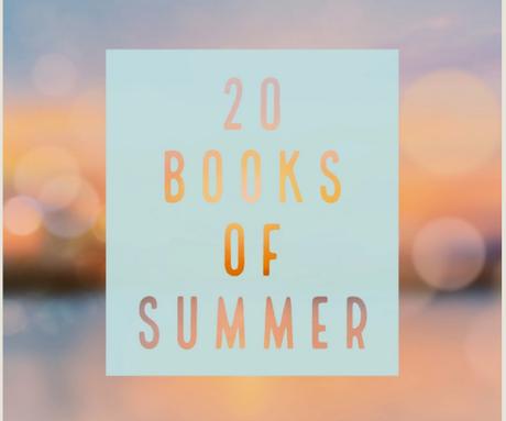 My 20 Books of Summer
