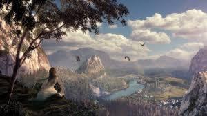 Beautiful landscape wallpaper desktop background : Fantasy Landscape Wallpapers Wallpaper Cave