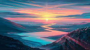 Landscape wallpapers, backgrounds, images— best landscape desktop wallpaper sort. Sunrise Landscape Wallpaper Hd Artist 4k Wallpaper Wallpapers Den