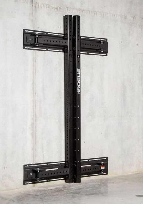 Rogue RML-3WC Fold Back Squat Rack