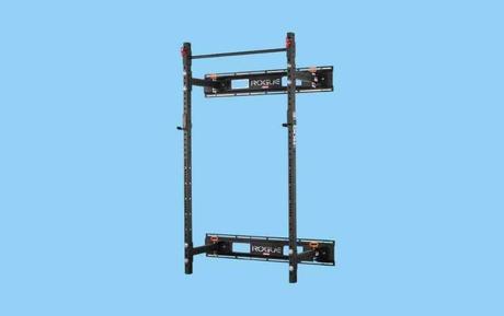 Rogue R-3W Fold Back Wall Mounted Squat Rack