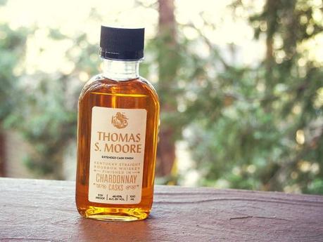 Thomas S. Moore Bourbon Chardonnay Casks Review