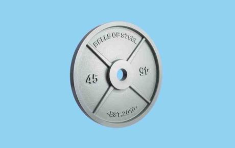 Bells of Steel Cast Iron Weight Plates