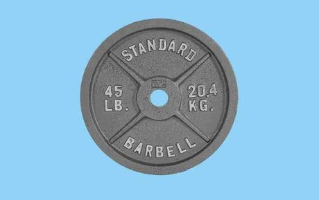 CAP Barbell Olympic Weight Plates