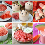 50 Healthy Watermelon Recipes for Babies and Kids