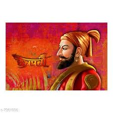 Collection by bhushan bhosale • last updated 4 days ago. Buy Wallpapers Shivaji Maharaj Self Adesive Wallpaper For Rs539 Cod And Easy Return Available