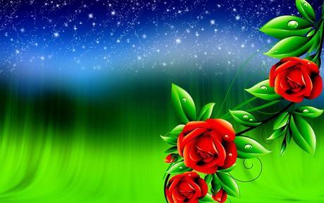 3d Flower Wallpaper Hd Download Allwallpaper