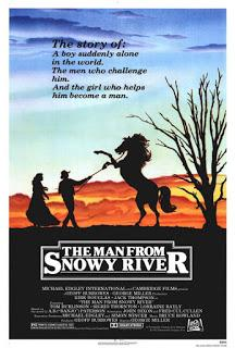#2,575. The Man From Snowy River  (1982) - The Films of Kirk Douglas