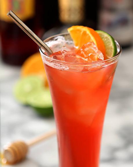 Summer Campari Cocktail