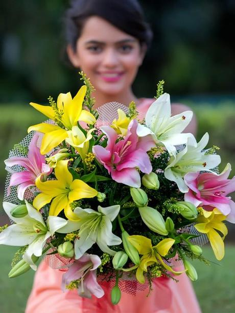 Online Flowers Delivery In India India S Best Online Florist Cityflowersindia