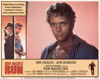 #2,576. Eddie Macon's Run (1983) - The Films of Kirk Douglas
