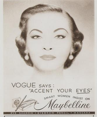 Maybelline Sponsored the Miss USA Beauty Pageant on TV in the 1950s and 60s