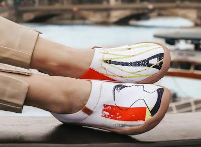 Art and Travel Meets Fashion with UIN Footwear