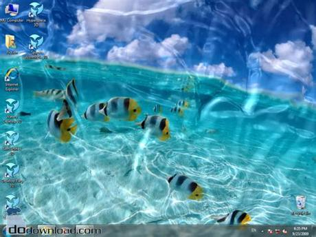 Follow the vibe and change your wallpaper every day! 3d animated desktop wallpaper- animated 3d wallpapers ...