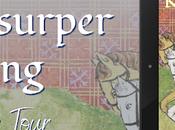 [Blog Tour] 'The Usurper King' (The Plantagenet Legacy, Book Mercedes Rochelle #HistoricalFiction