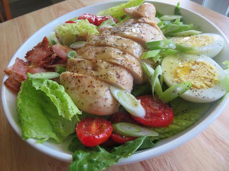 BLT Chicken Salad