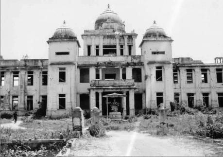 shameful attack on culture - biblioclasm - burning  of Jaffna Library - 40 years ago !